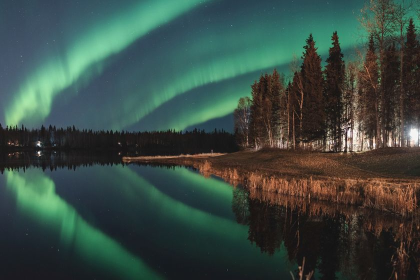 relates to Armchair Trips to See the Northern Lights Offer Hope for Alaska