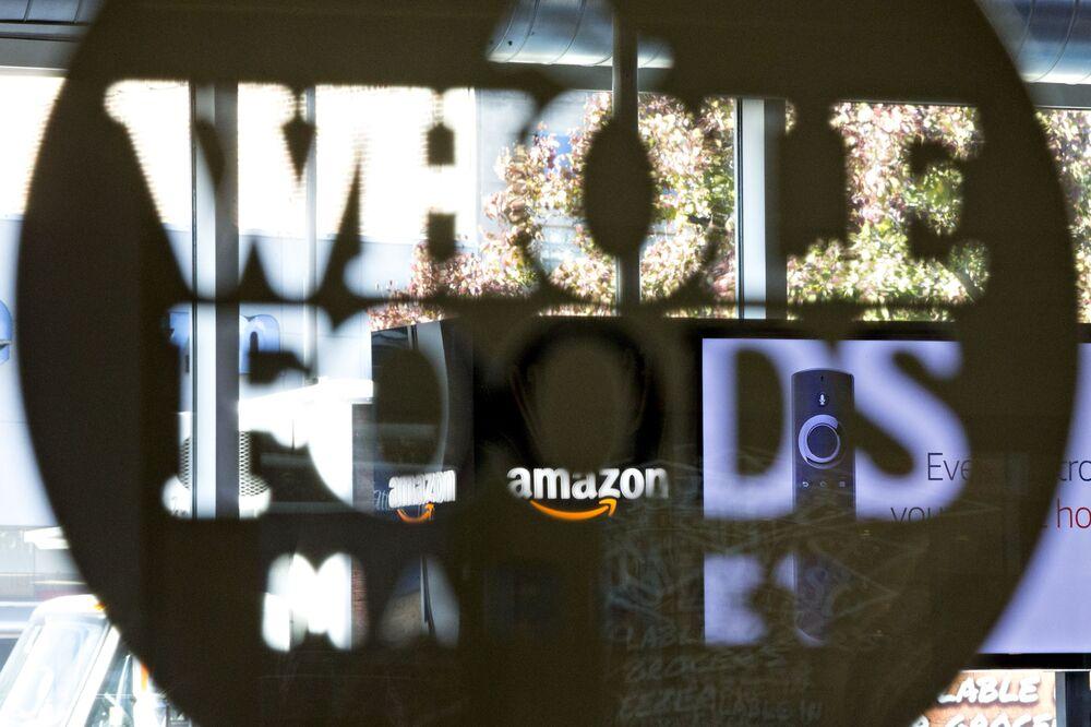 Amazon-Whole Foods Anniversary: Walmart, Kroger Lead