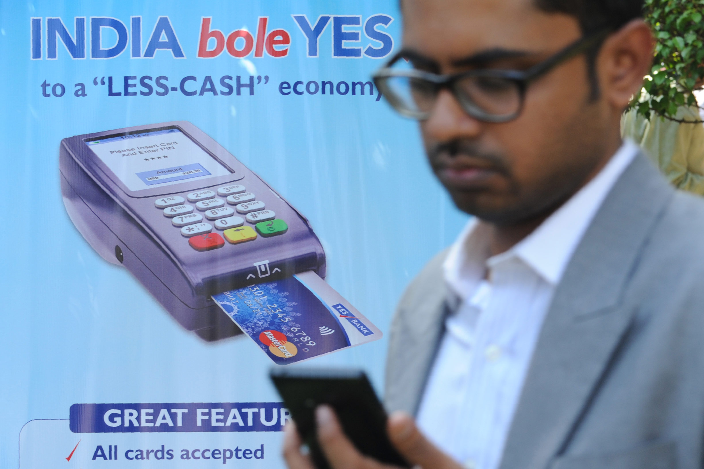 Going Cashless? Bad for Tax Cheats, Privacy, Poor