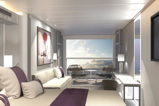 The $1 Billion Celebrity Edge Has Gone Overboard Wooing Millennials