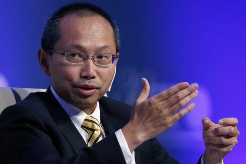 Malayan Banking Bhd. CEO Abdul Wahid Omar