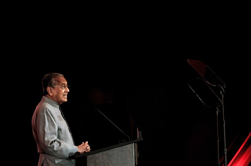 Mahathir Seeks Shared Prosperity in One-Year Anniversary Address