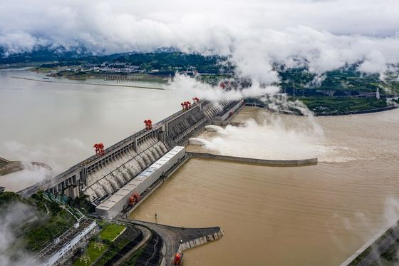Flood Control Strategy In China Has Evolved, But Destruction Persists