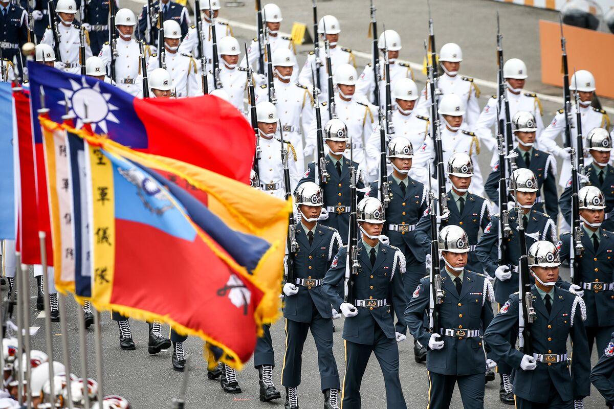 China's Insistence That Taiwan Isn't a Country Starts Backfiring – Bloomberg
