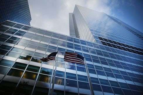 Goldman Sachs Post Drop In Quarterly Profits