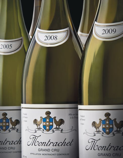 Montrachet Grand Cru Burgundy