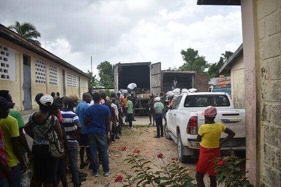 A Million Haitians Face 'Acute' Hunger After Quake Damaged Farms