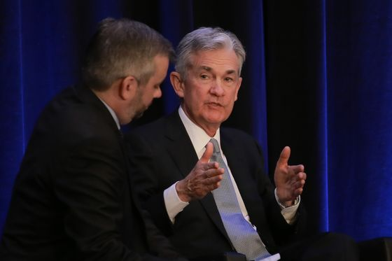 Powell's Tune Changed as Markets Melted Down