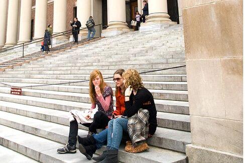Harvard MBA Class Breaks Record for Enrolling Women