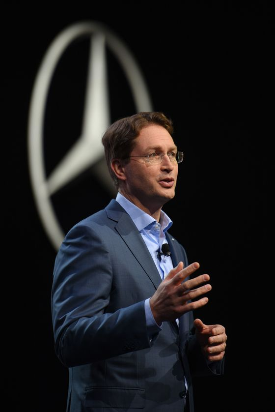 The Challenge for Daimler's Incoming CEO: a Future Without Gas