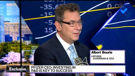 Pfizer CEO Urges Biden to Form Coalition to Lower Drug Costs