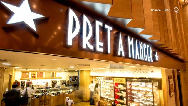 Pret a Manger to Focus on Suburbs, Not Cities