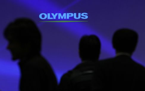 Olympus Charts Path to Management Revamp as Director Quits