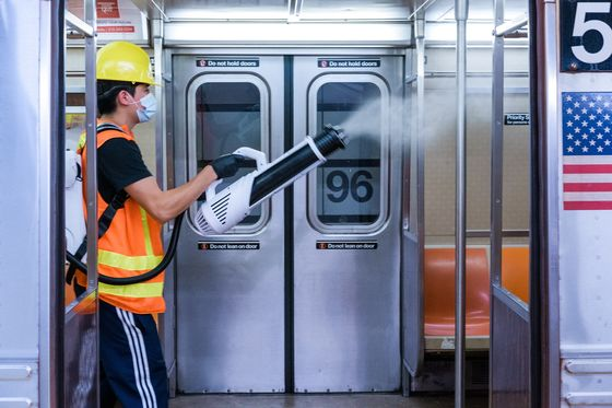 New York MTA Looks to Spending Cuts While Congress Debates Aid