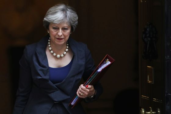 May Has a Brexit Deal. Now for the Hard Part