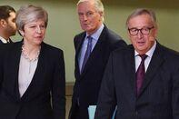 BELGIUM-EU-BRITAIN-POLITICS-DIPLOMACY-BREXIT