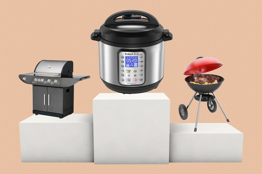 relates to An Instant Pot Is Better Than a Grill, Say Top Cooks—Even for Burgers