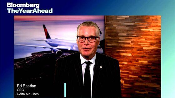 Delta CEO Sees 'Great Bargains' Spurring Spring Travel Rebound