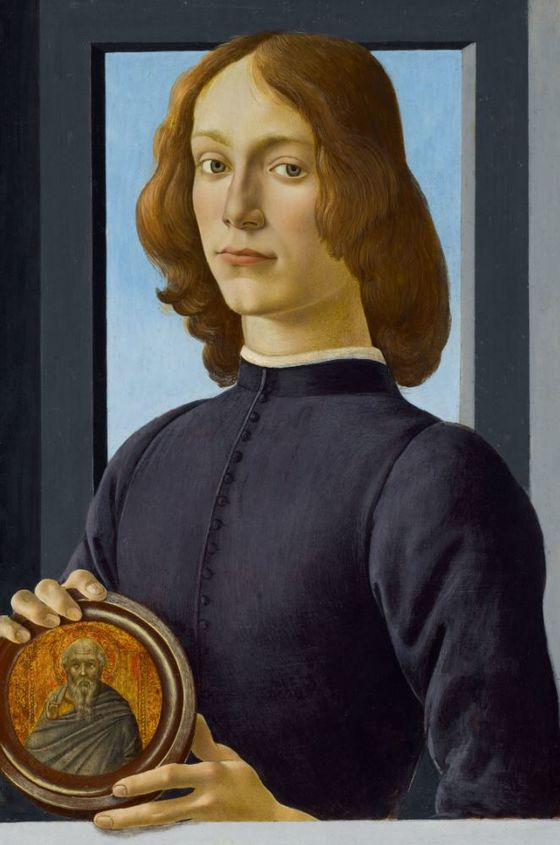 The Finest Botticelli in Private Hands Sells for a Record $92 Million