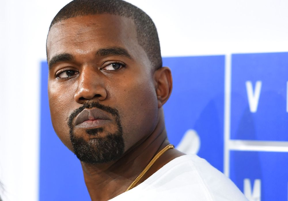 Kanye West Says He Doesn't Have Board Seat at Yeezy Partners Apple, Adidas  - Bloomberg