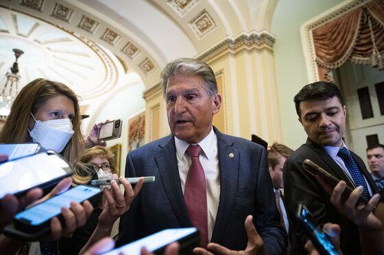 Joe Manchin Sits at Center of Lobbyists' Frenzy Over Biden Plan