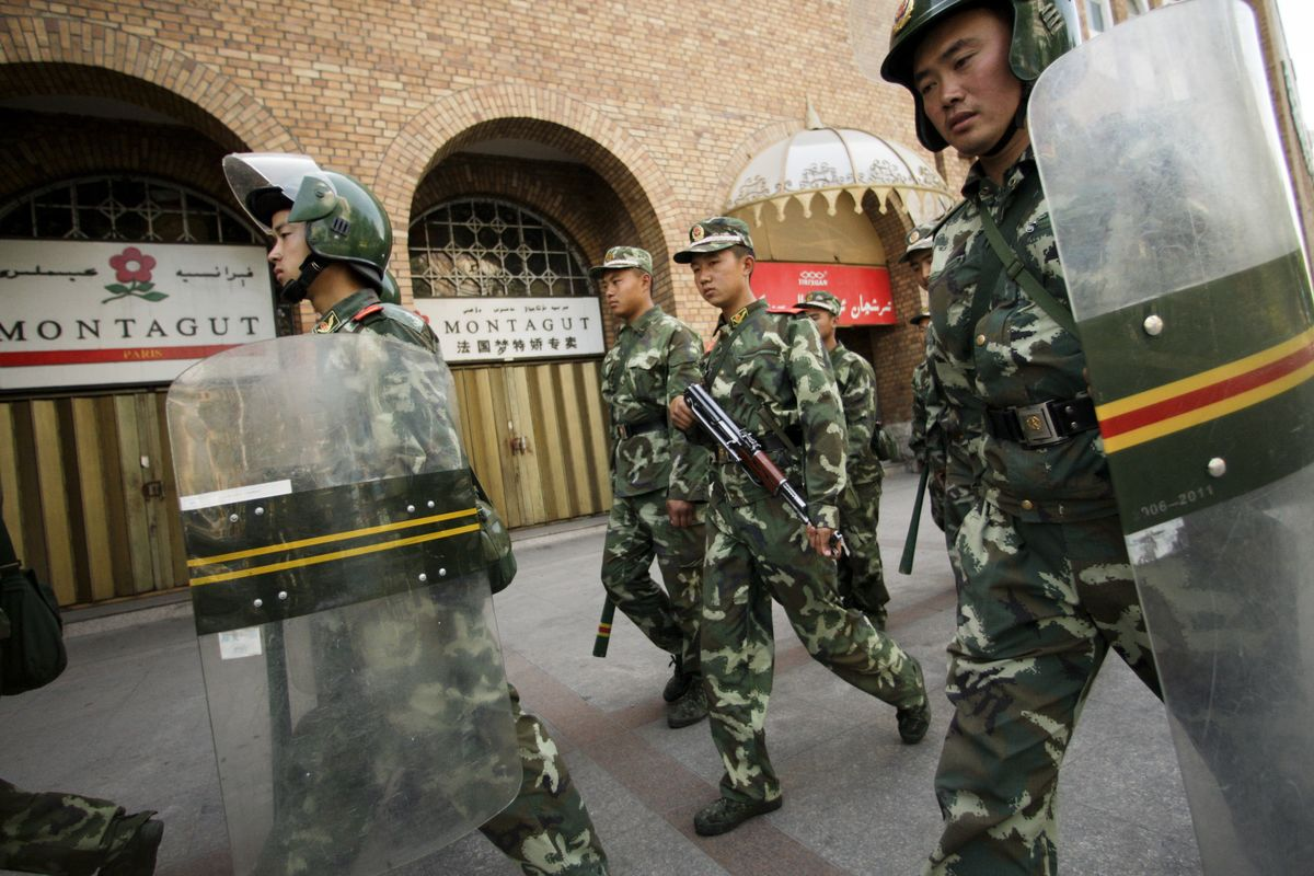 China's Global Clash Over Xinjiang Risks Further Deepening Rifts