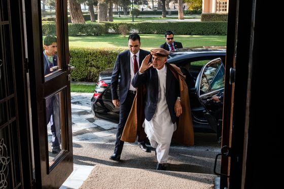 Trump Sends Pompeo to Qatar With U.S.-Taliban Peace Deal at Hand