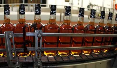 Suntory Considers Offer for Whiskey Maker Beam