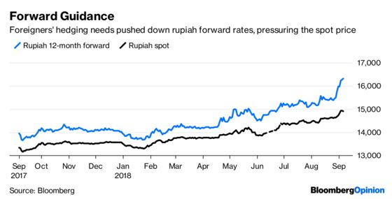 Emerging-Market Rout Claims a Blameless Victim