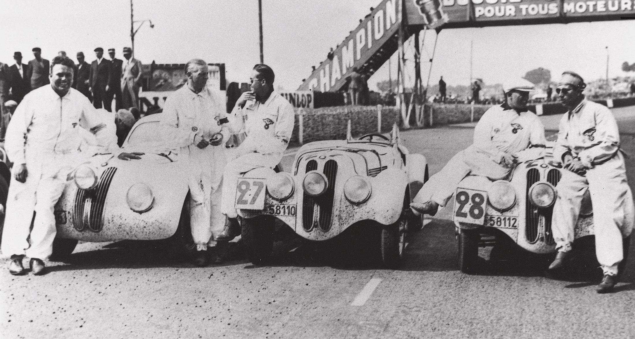 Le Mans, 1939