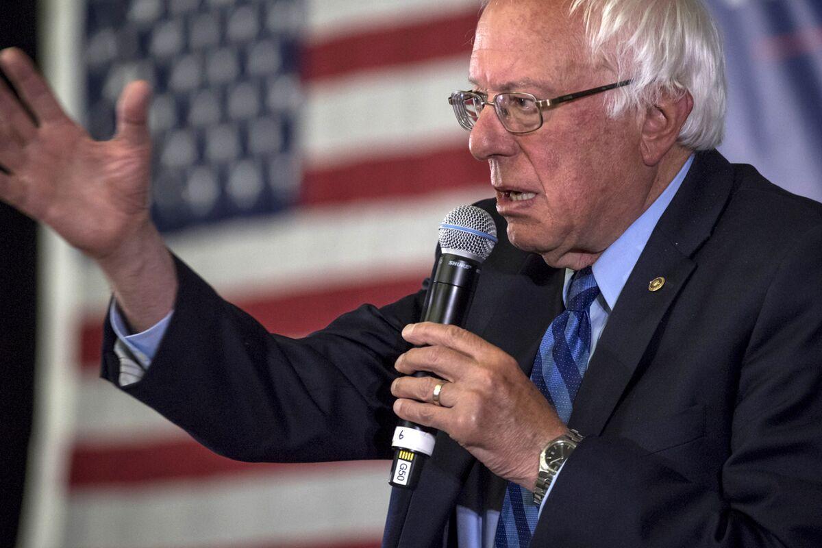 Bernie Sanders Wants to Hire You