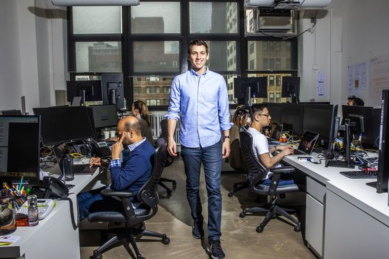 Son Creates Stock-Buying Startup After Mom Misses Million Dollar Opportunity