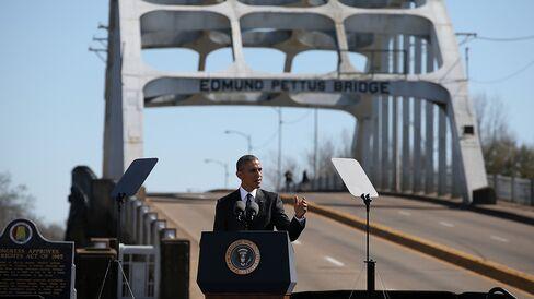 Selma Commemorates 50th Anniversary Of Historic Civil Rights March