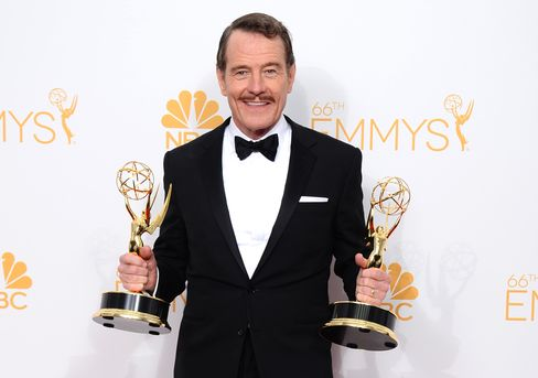 Actor Bryan Cranston From