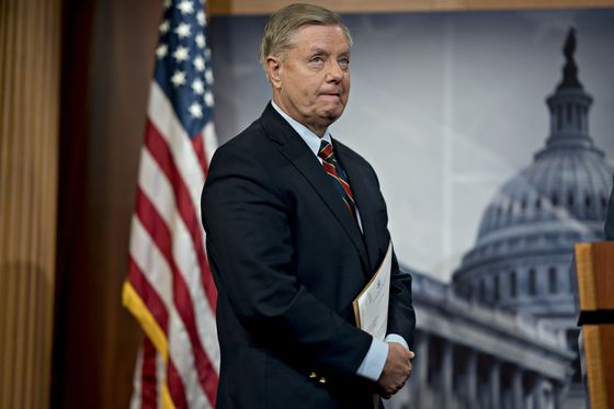 Trump Digs Inon Syria Pullout After Graham Floats New Approach