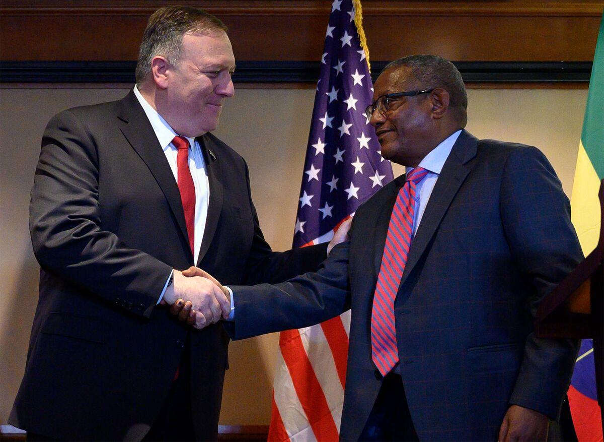Pompeo Seeks to Assure African Partners as U.S. Weighs Troop Cuts