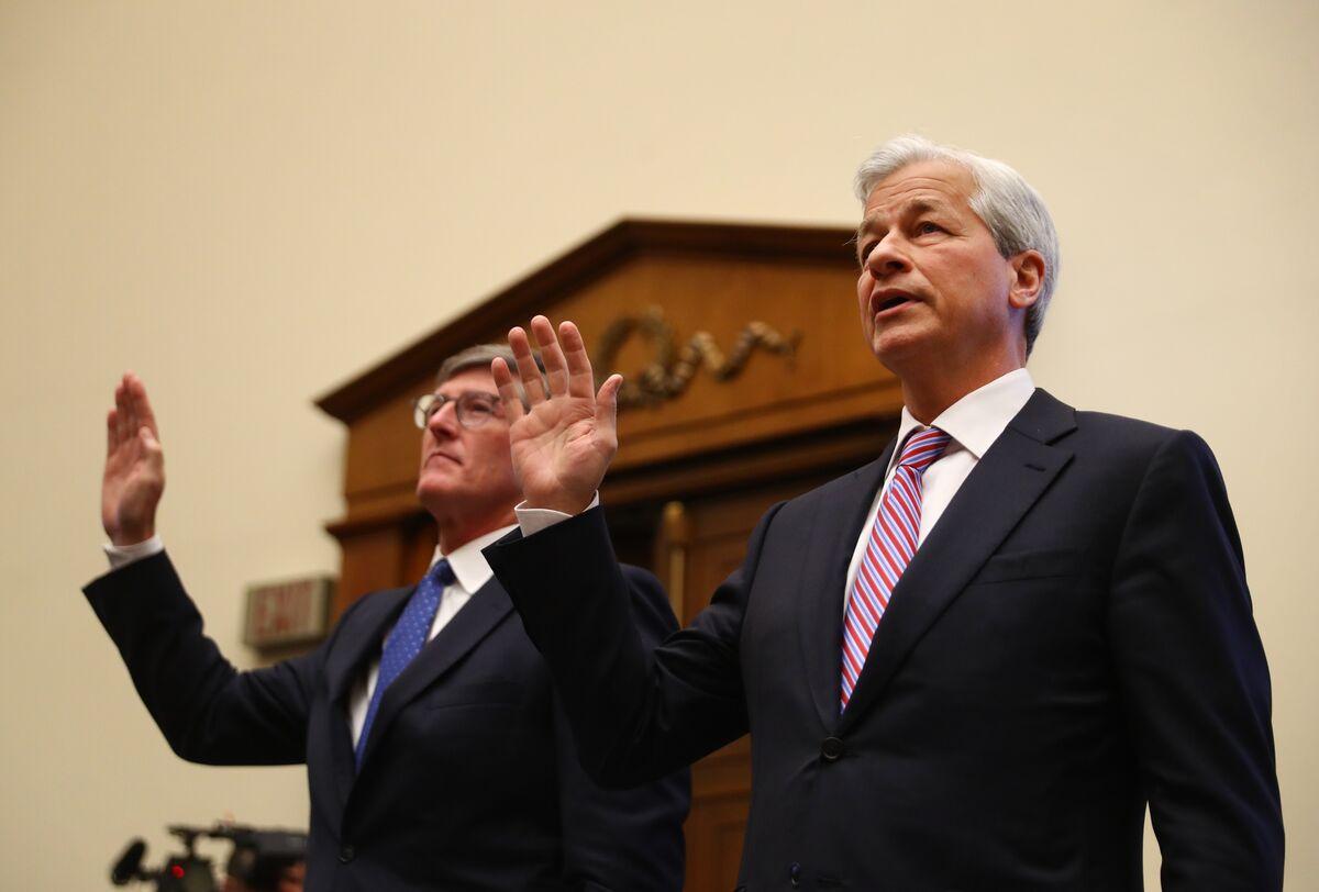 Lloyd Blankfein Trolls Jamie Dimon, Congress During Hearing