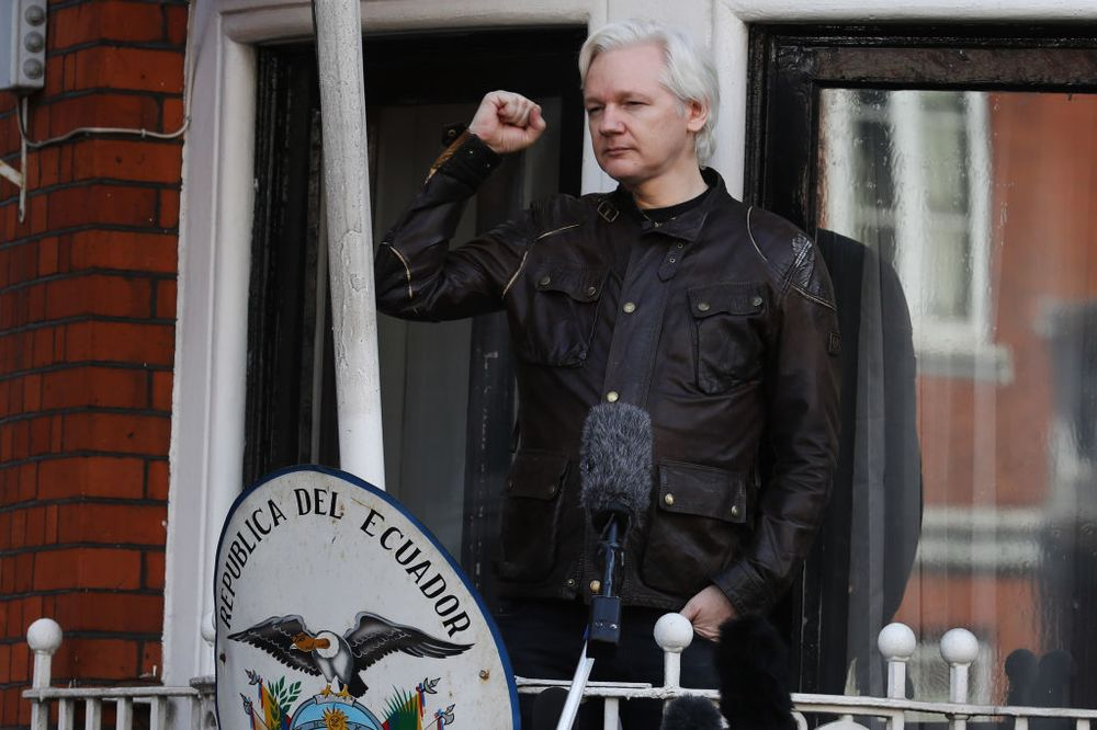 Assange Speculation Shows Why Charges Should Be Public