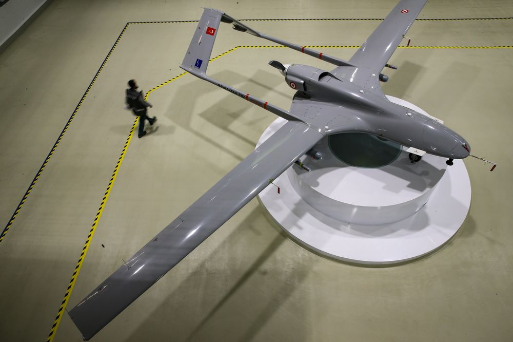 Turkish Drone Maker Gets Government Support to Boost Output - Bloomberg