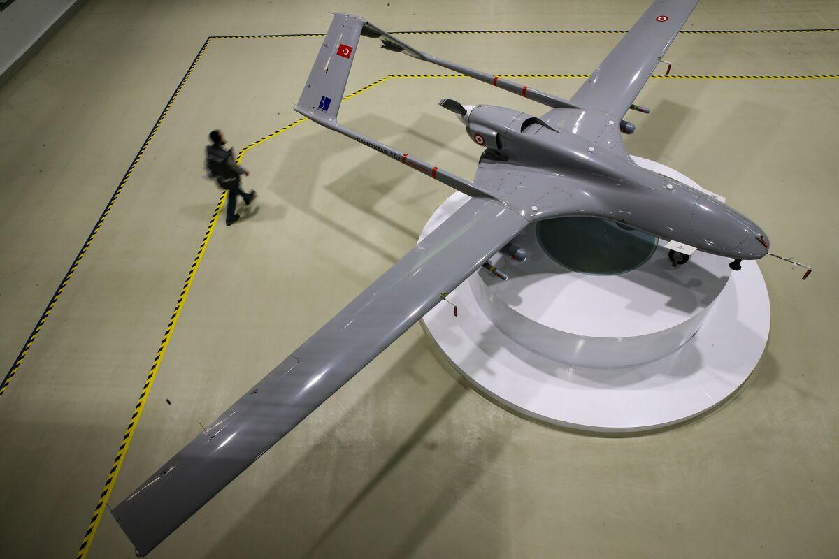 Turkish Drone Maker Baykar Makina Gets Government Support