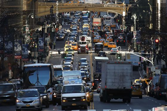 NYC Cracking Down on Cars in Bus Lanes to Help Speed Up Transit