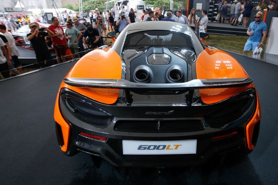 McLaren Eyes Lewis Hamilton Wannabes With $250,000 Road-to-Track Racer