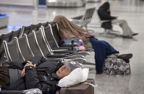 Stranded Travelers