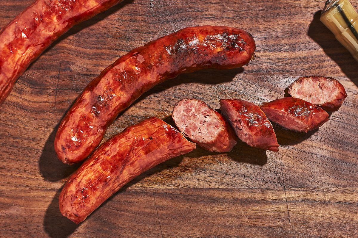 Sausages So Good You'll Want to Know How They're Made