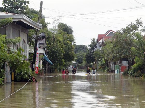 Christmas Storm Becomes Second Deadliest to Hit Philippines in 2018