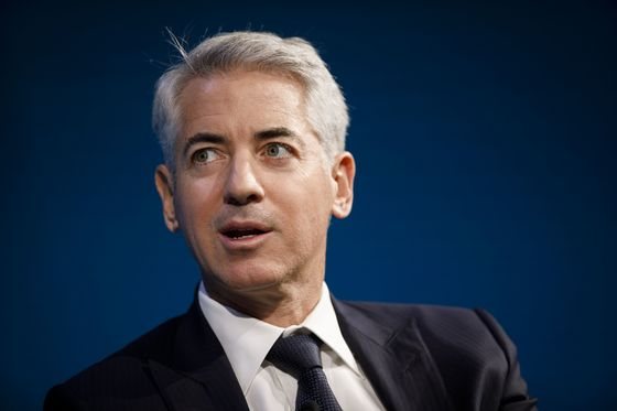 Ackman Has New Stake Worth $800 Million in Unidentified Company