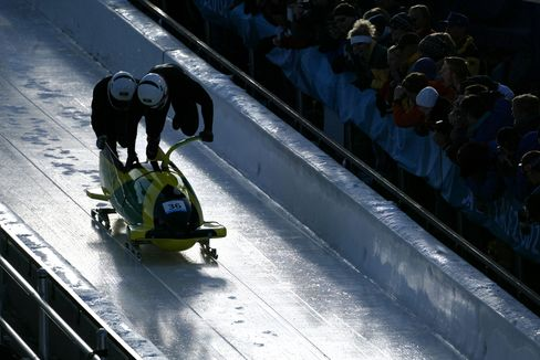2002 Jamaican Two-Man Bobsled Team