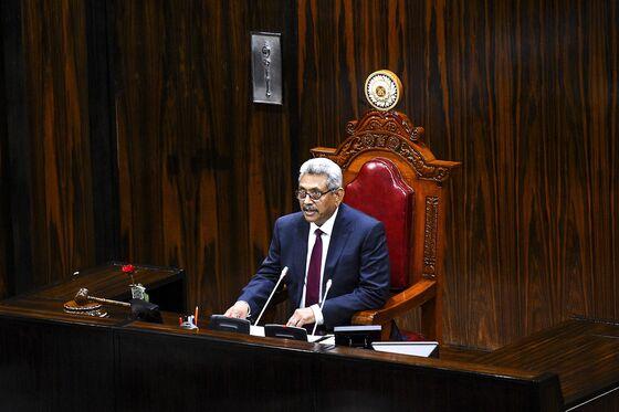 Sri Lanka's President WinsBid to Regain Sweeping Powers