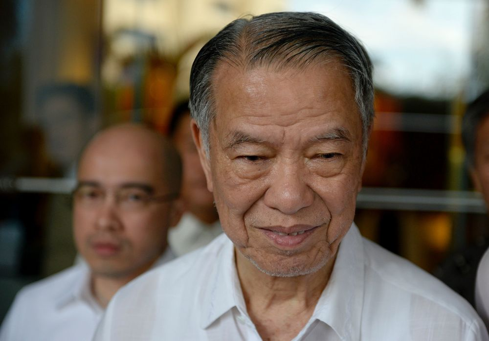 Philippine Air's Owner Lucio Tan Will Be Transitional President