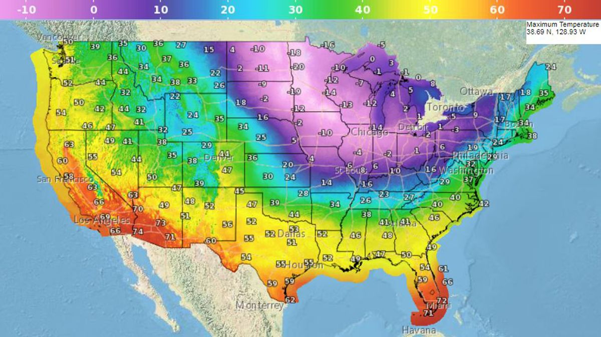 Chicago Faces Colder-Than-Arctic Blast Nearing All-Time